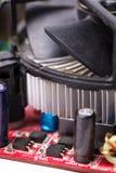 Refrigerador do processador central Foto de Stock Royalty Free