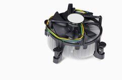 Refrigerador do processador central Fotografia de Stock