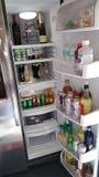 Refrigerador do verão Fotos de Stock