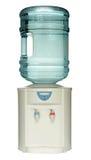 Refrigerador eléctrico para el agua potable Imagen de archivo libre de regalías