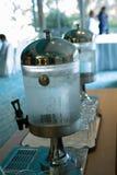 Refrigeradores de água para o partido Imagem de Stock Royalty Free