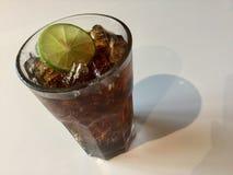 Refrigerante diet de refrescamento foto de stock royalty free