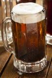 Refrigerante root beer de refrescamento frio imagens de stock