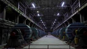 Refrigerar auxiliar Fábrica industrial do fã uma ventilação e um aquecimento Água refrigerando da fonte na pressão exigida filme
