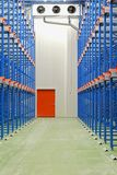 Refrigerated Warehouse Royalty Free Stock Images