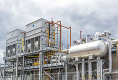 Refrigeration plant Stock Photography