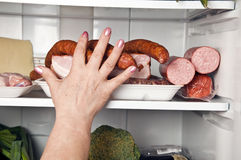 Refrigerator Stock Images