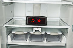 Refrigerator Royalty Free Stock Photo