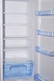 Refrigerator. Inside shoot of new refrigerator Stock Image