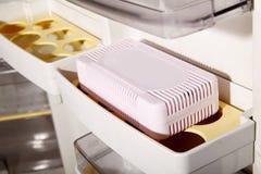 Refrigerator deodorizer Stock Photos