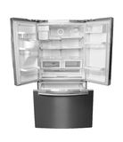 Refrigerator. Isolated Royalty Free Stock Photography