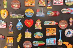 Refrigerator Magnets royalty free stock images