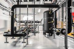 Refrigeratore industriale Fotografie Stock Libere da Diritti