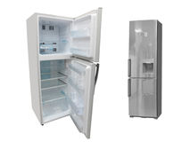 Refrigerators Royalty Free Stock Images