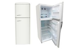 Refrigerators Royalty Free Stock Photos