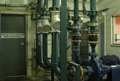 Refroidisseur d'eau commercial image stock