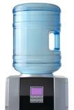 Refroidisseur d'eau moderne photographie stock libre de droits