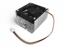 Refroidisseur de CPU Photographie stock