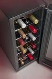 Refroidisseur de vin photo libre de droits