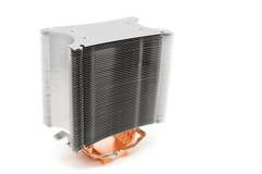 Refroidisseur puissant de CPU image libre de droits