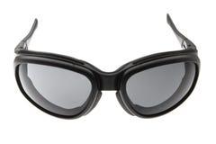 Refroidissez, façonnez et noircissez les lunettes de soleil de sport Photos stock
