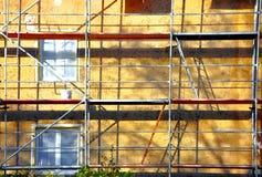 Refubrishment da construção Foto de Stock
