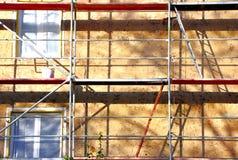 Refubrishment da construção Imagens de Stock
