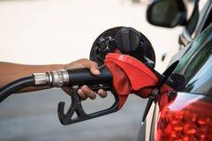 Refuel energy Stock Photography