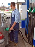 Refueling 2 Stock Images