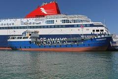 Refueling Ship Stock Photos