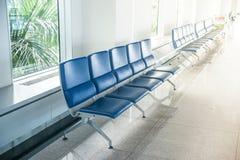Refuge d'aéroport Image stock