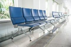 Refuge d'aéroport Photo libre de droits