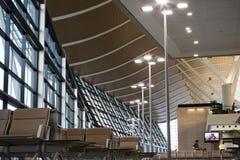 Refuge d'aéroport Image libre de droits
