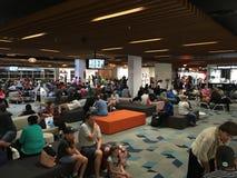 Refuge d'aéroport international de Nadi Photographie stock libre de droits