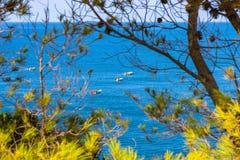 Refuge de Fishermans Photographie stock libre de droits