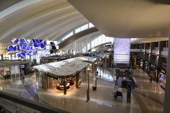 Refuge exclusif d'aéroport local Photos stock