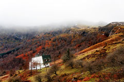 Refuge in Gorbea Stock Images