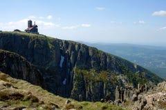 Refuge in Karkonosze mountains. Poland Royalty Free Stock Photos