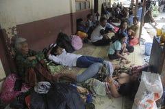 refugee fotografia de stock royalty free