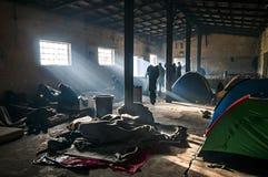 refugee imagens de stock