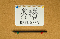 Refugees Stock Photos