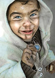 Refugiado sirio Imagen de archivo