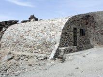 Refugio de La Carihuela Stock Image