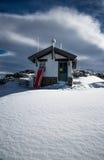 Refugio de la montaña Foto de archivo