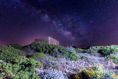 Refugio de la noche imagen de archivo libre de regalías