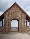 Refugio de piedra Imagenes de archivo