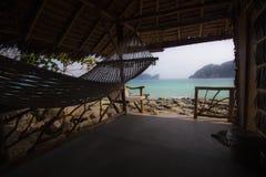 Refugio del lado de mar Fotos de archivo
