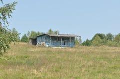 Refugio deteriorado Fotografía de archivo libre de regalías