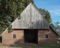 Refugio holandés en Overijssel foto de archivo libre de regalías