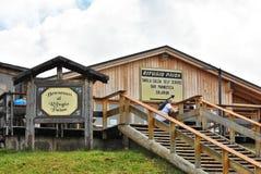 Refugio Paion Royaltyfri Bild